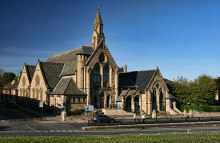Newcastle Upon Tyne, Westgate Road Baptist Church, Northumberland © Peter McDermott